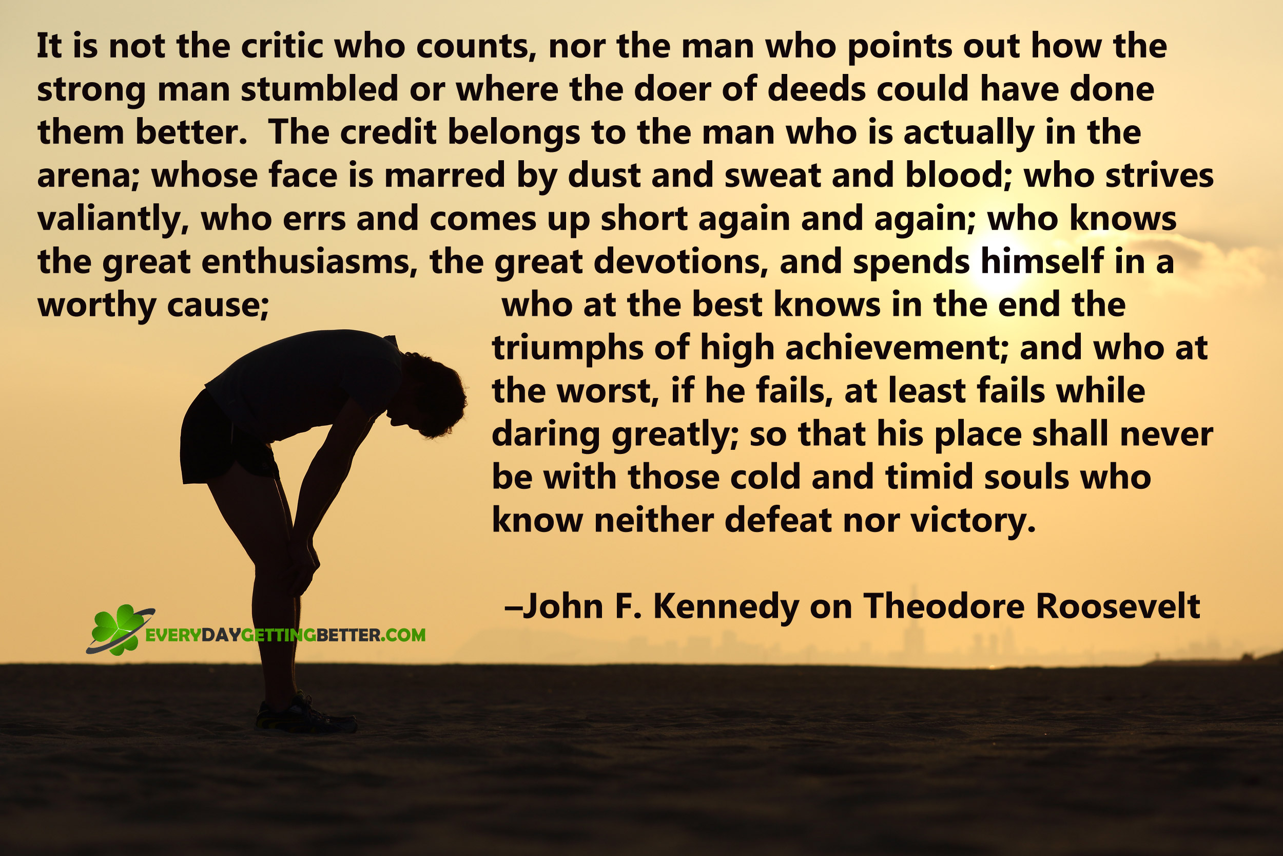 Daring Greatly Every Day Getting Better