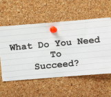 Why I succeed?