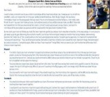 Dear Coach – A letter on respect and teamwork by Louis Nix III