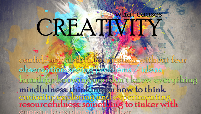 What Causes of Creativity