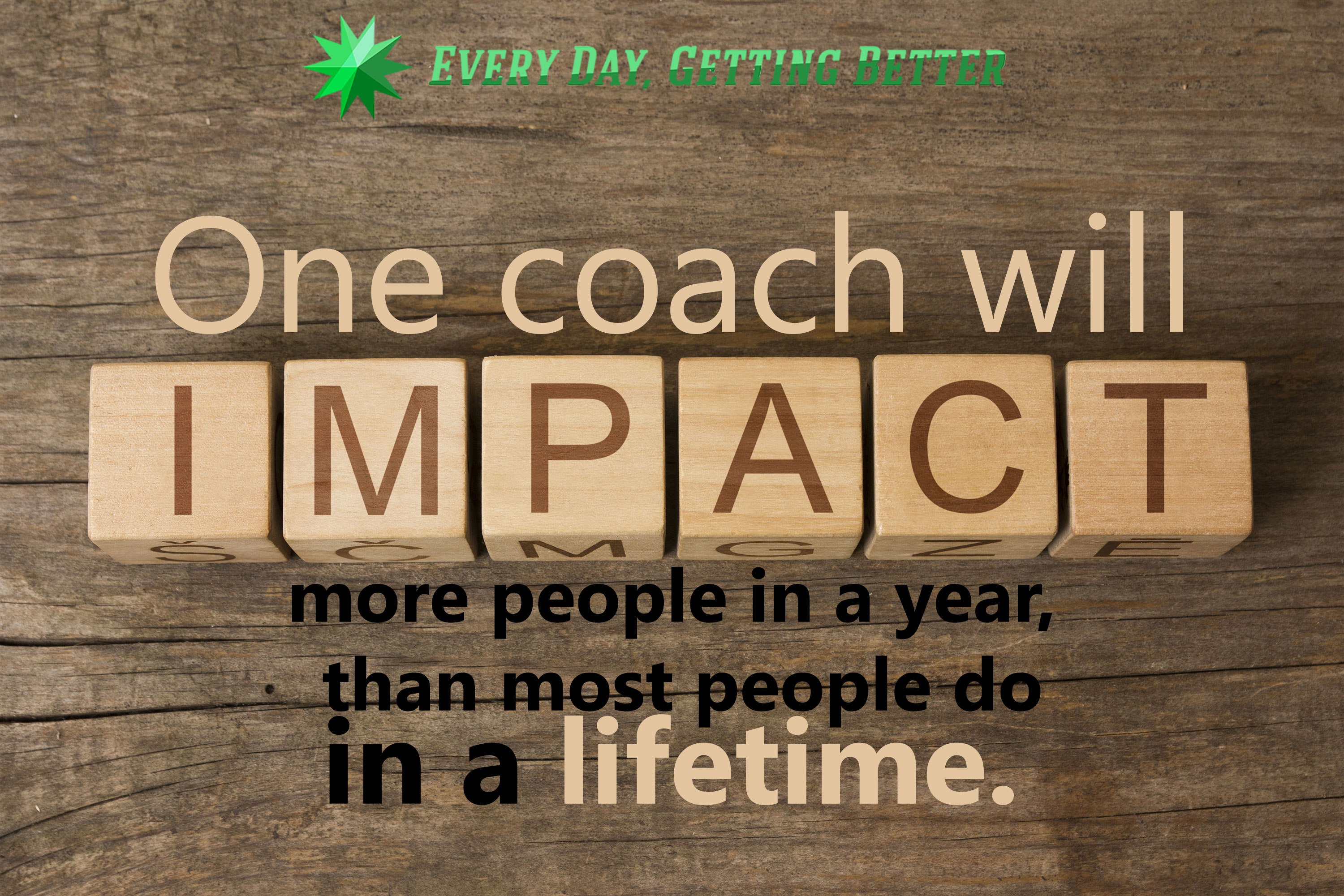 Impact Quotes Finish Each Day And Be Done With It