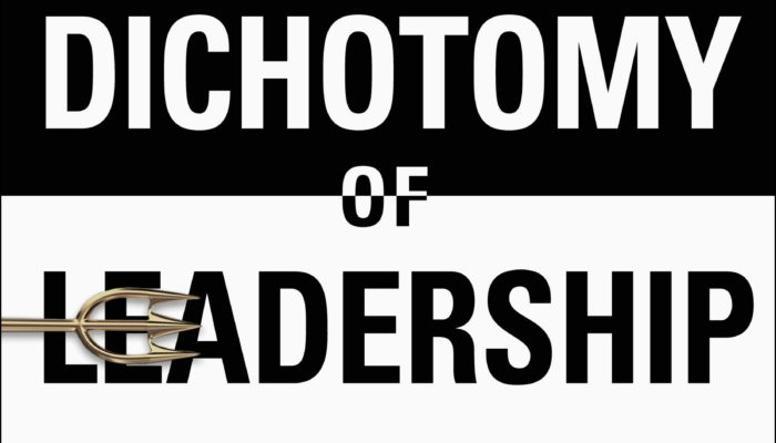 EDGB Podcast – The Dichotomy of Leadership – Episode 1